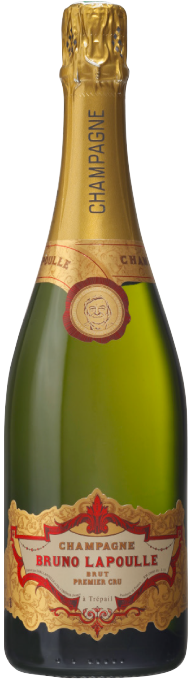 Champagne Bruno Lapoulle brut